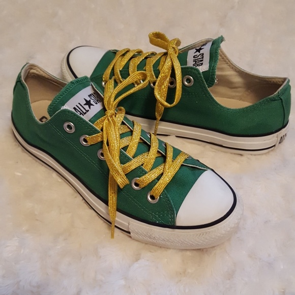 be327f8929f Converse Shoes - Converse Chuck Taylor All Star kelly green low-top